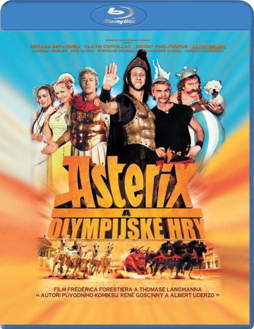 Asterix a Olympijské hry (Astérix aux jeux olympiques / Asterix at