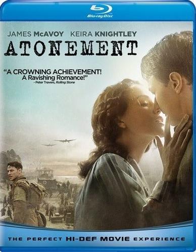 Atonement Bluray