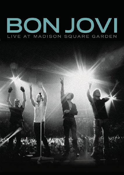Bon jovi live at madison square garden blu ray for Bon jovi madison square garden