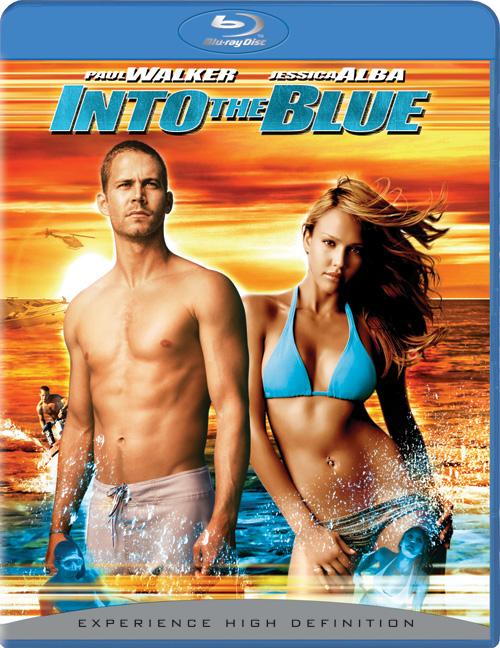 Do hlubiny / Into the Blue (2005) 1080p CZ