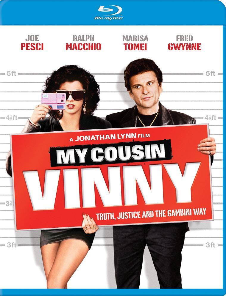 Můj bratranec Vinny / My cousin Vinny (1992)