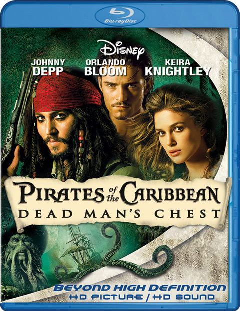 Re: Piráti z Karibiku - Truhla mrtvého muže (2006)