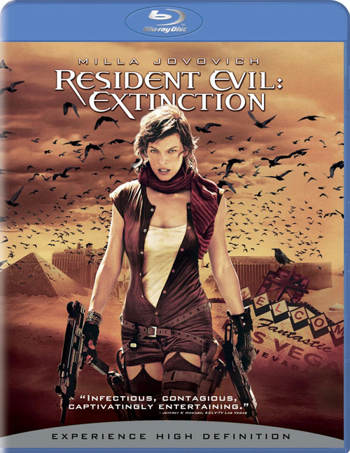 Re: Resident Evil: Znik / Resident Evil: Extinction (2007)