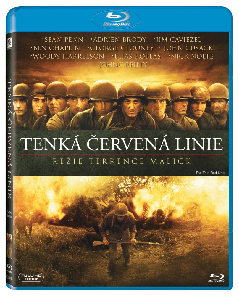 a review of terrence malicks film the thin red line
