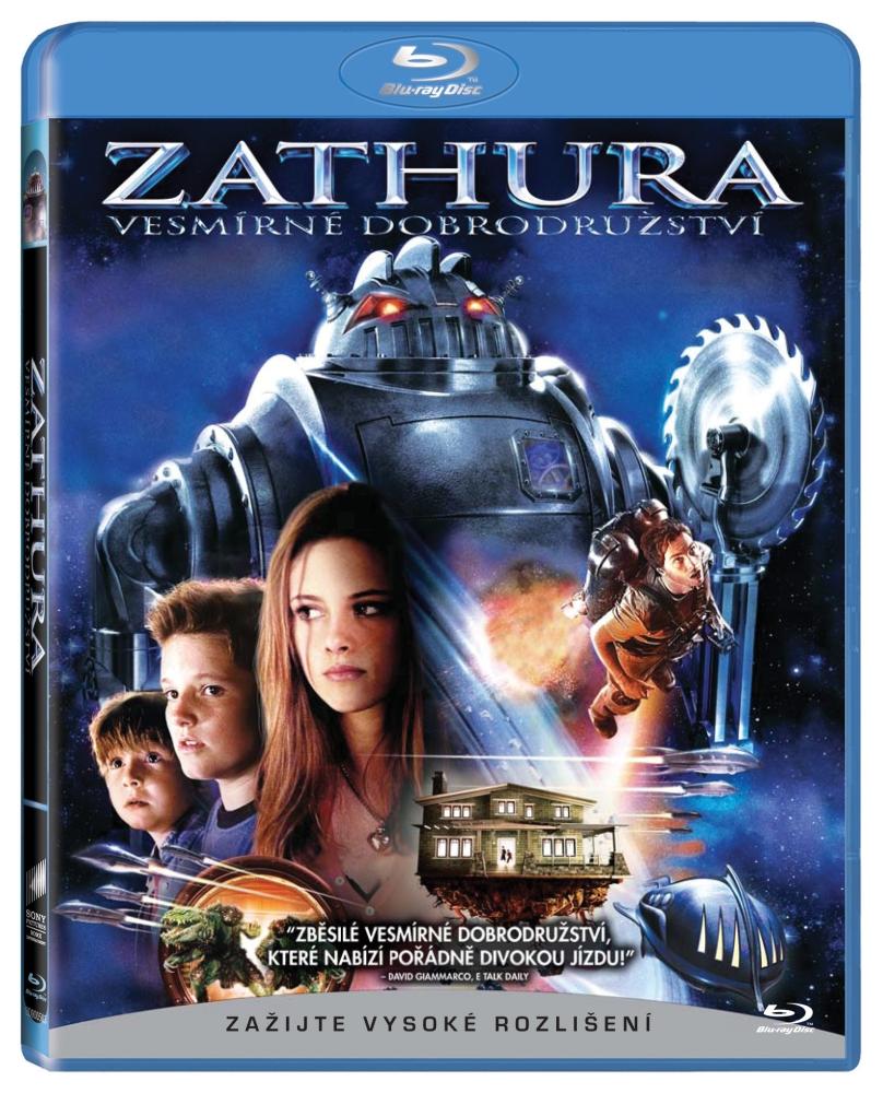 Zathura vesmírné dobrodružství zathura a space adventure 2005