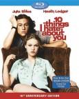 Deset důvodů, proč tě nenávidím (10 Things I Hate About You, 1999) (Blu-ray)