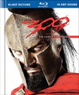 300: The Complete Experience (2007) (Blu-ray)