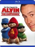 Alvin a Chipmunkové (Alvin and the Chipmunks, 2007) (Blu-ray)