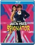 Austin Powers: Špionátor (Austin Powers: International Man of Mystery, 1997) (Blu-ray)