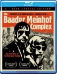 Baader Meinhof Komplex (Baader Meinhof Komplex, Der / The Baader Meinhof Complex, 2008) (Blu-ray)