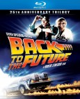 Trilogie Návrat do budoucnosti (Back to the Future: 25th Anniversary Trilogy, 2010) (Blu-ray)