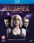 Battlestar Galactica - 3. sezóna (Battlestar Galactica: Season 3, 2006) (Blu-ray)
