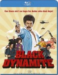 Černej Dynamit (Black Dynamite, 2009) (Blu-ray)