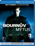 Bournův mýtus (Bourne Supremacy, The, 2004) (Blu-ray)