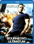 Bourneovo ultimátum (Bourne Ultimatum, The, 2007) (Blu-ray)