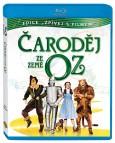 Čaroděj ze země Oz (The Wizard of Oz, 1939) (Blu-ray)
