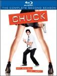 Chuck: 2. sezóna (Chuck: The Second First Season, 2008) (Blu-ray)