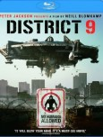 District 9 (2009) (Blu-ray)