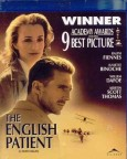 Anglický pacient (English Patient, The, 1996) (Blu-ray)
