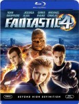 Fantastická čtyřka (Fantastic Four, 2005) (Blu-ray)