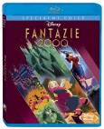 Fantazie 2000 (Fantasia 2000, 1999) (Blu-ray)