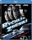 Rychlí a zběsilí (Fast & Furious, 2009) (Blu-ray)