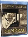 Frigo na mašině (General, The, 1926) (Blu-ray)