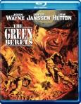 Zelené barety (Green Berets, The, 1968) (Blu-ray)