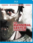 Hannibal Lecter Collection, The (2009) (Blu-ray)