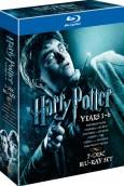 Kolekce Harry Potter - roky 1-6 (Harry Potter Years 1-6 Giftset, 2009) (Blu-ray)