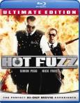 Jednotka příliš rychlého nasazení (Hot Fuzz, 2007) (Blu-ray)