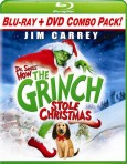 Grinch (How the Grinch Stole Christmas / The Grinch, 2000) (Blu-ray)