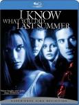 Tajemství loňského léta (I Know What You Did Last Summer, 1997) (Blu-ray)