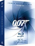 James Bond: Blu-ray Volume One (2008)
