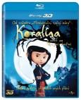 Koralína a svět za tajnými dveřmi (Coraline, 2009) (Blu-ray)