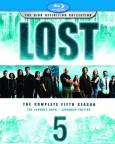 Ztraceni - 5. sezóna (Lost: The Complete Fifth Season, 2009) (Blu-ray)