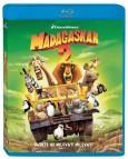 Madagaskar 2: Útěk do Afriky (Madagascar: Escape 2 Africa, 2008) (Blu-ray)