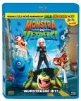 Monstra vs. Vetřelci (Monsters vs. Aliens, 2009) (Blu-ray)