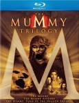 Trilogie Mumie (Mummy Trilogy, The, 2008) (Blu-ray)
