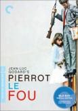 Bláznivý Petříček (Pierrot le fou / Crazy Pete / Pierrot Goes Wild, 1965) (Blu-ray)