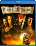 Piráti z Karibiku - Prokletí Černé perly (Pirates of the Caribbean: The Curse of the Black Pearl, 2003) (Blu-ray)