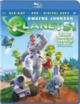 Planeta 51 (Planet 51, 2009) (Blu-ray)