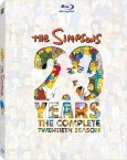 Simpsonovi - 20. sezóna (Simpsons, The: The Complete Twentieth Season, 2009) (Blu-ray)