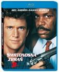 Smrtonosná zbraň 2 (Lethal Weapon 2, 1989) (Blu-ray)