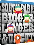 South Park: Peklo na Zemi (South Park: Bigger, Longer & Uncut, 1999) (Blu-ray)
