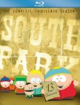 Městečko South Park - 13. sezóna (South Park: The Complete Thirteenth Season, 2009) (Blu-ray)