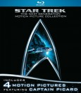 Star Trek: The Next Generation Motion Picture Collection (2009) (Blu-ray)