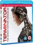 Terminátor: Příběh Sáry Connorové - 1. a 2. sezóna (Terminator: The Sarah Connor Chronicles - The Complete First & Second Season, 2009) (Blu-ray)