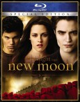 Twilight sága: Nový měsíc (Twilight Saga, The: New Moon, 2009) (Blu-ray)