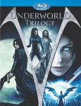 Trilogie Underworld (Underworld Trilogy, 2009) (Blu-ray)
